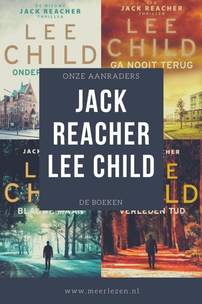 Jack Reacher Lee Child