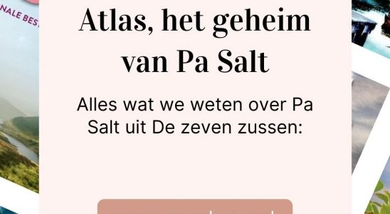Lucinda Riley - Atlas, het verhaal van Pa Salt
