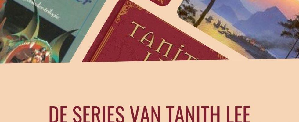 Tanith lee boeken