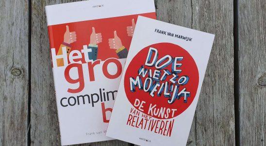 Boeken Frank van Marwijk