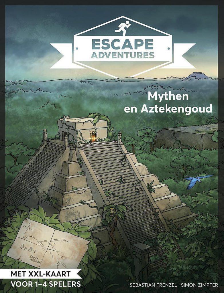 Escape adventures mythen en aztekengoud
